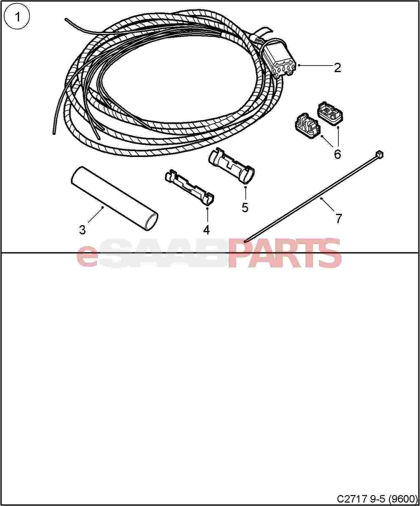 Guerrilla Cables Harness