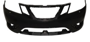 [32016158] SAAB Front Bumper Cover  Turbo X (w Headlamp Washers)  Genuine Saab Parts from