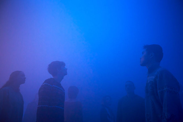 """""""Les Suppliants"""" E. Jelinek. Atelier Eddy d'Aranjo promo 2020"""