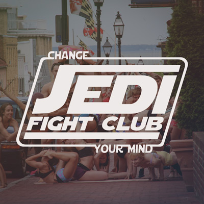 Esak Garcia Jedi Fight Club