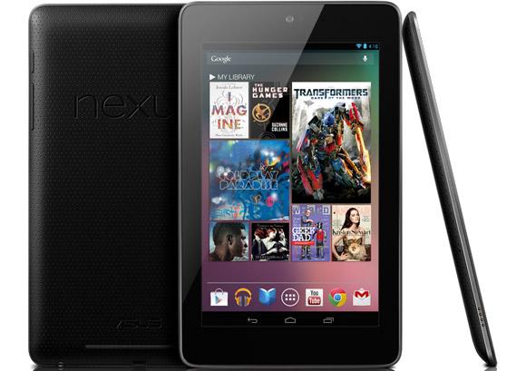 Google Nexus 7 Tablet announced