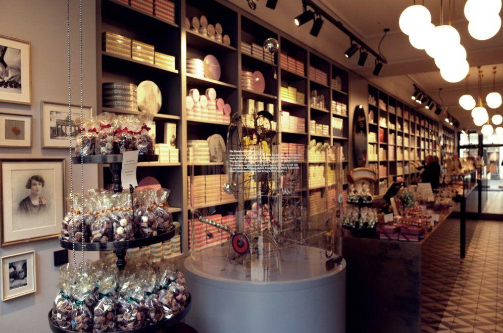 Chocolatería Sawade