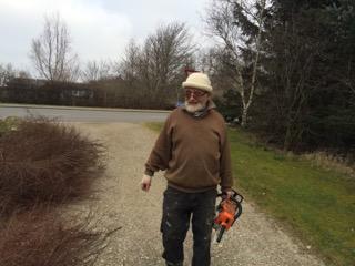 Hjælp til naboer i Janderup