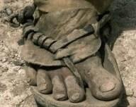 humildade, lava pés, orgulhosos