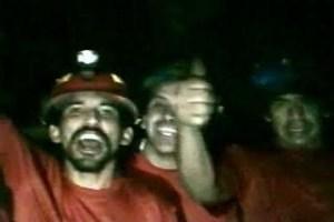 Se eu estivesse entre os 33 mineiros soterrados no Chile