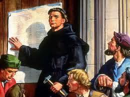 A reforma protestante e as novas reformas que precisamos