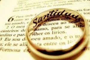 O que significa santificação?