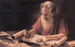 escriba, velho testamento, significado de escriba
