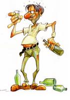 piadas de crentes, bêbado, pastor, humor