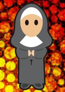 piadas de crentes, freira, médico, soluço, humor, Deus é humor