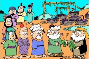 Explicando as parábolas de Jesus: Os trabalhadores da vinha