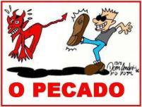 pecado, luta, carne, diabo, tentação, erro, vitória sobre o pecado