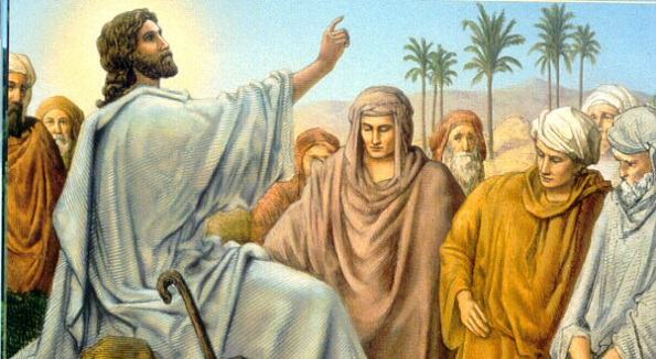 Lista das parábolas contadas por Jesus
