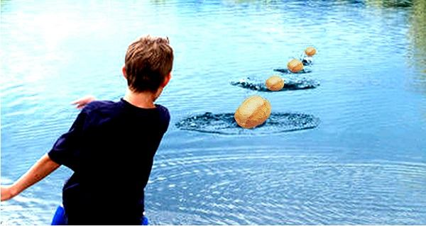 O que significa lança o teu pão sobre as águas, porque depois de muitos dias o acharás?