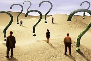 Por que Deus não facilita a vida no mundo e resolve logo os nossos maiores problemas?