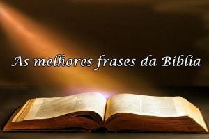 As melhores frases da Bíblia [6]