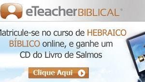 Aprenda Hebraico Bíblico através da poesia do Rei Davi