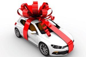 Ilustrações Cristãs: Eu vou te dar um carro de presente!