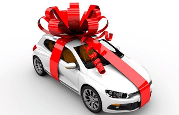 Ilustrações Cristãs: Eu vou te dar um carro um de presente!