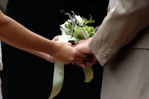 Não sou casada no papel. Posso tomar santa ceia?