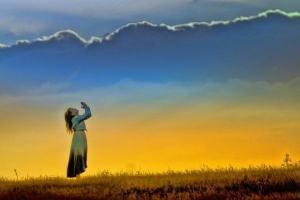Intercessão do Espirito Santo com gemidos inexprimíveis. O que é isso?