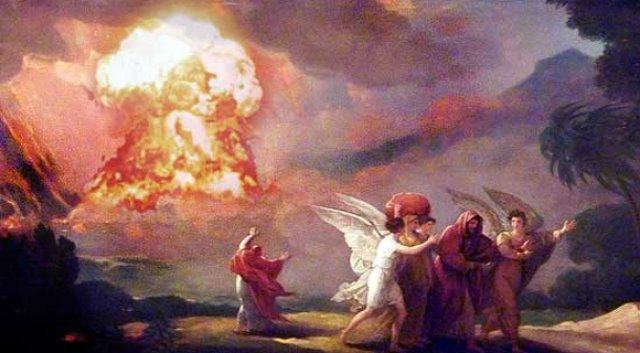 Quais foram os pecados que destruíram sodoma e Gomorra?