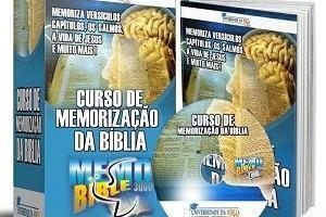 Curso de Memorização da Bíblia – Memo Bible 3000