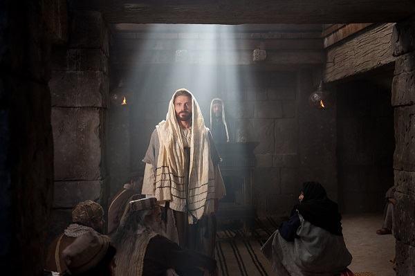 O que significa a minha graça te basta, frase que Deus disse a Paulo?