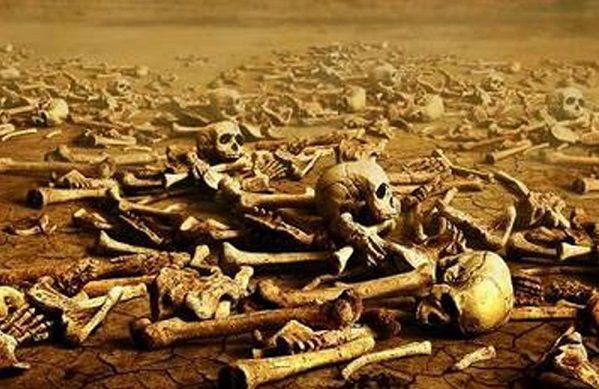 O verdadeiro significado da visão do vale de ossos secos de Ezequiel