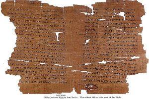 Septuaginta: Como era essa tradução da Bíblia e qual a importância dela?