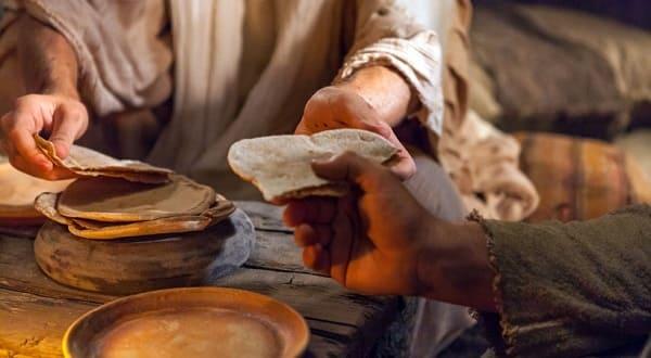 Eu sou o pão da vida! O que Jesus quis dizer com isso?