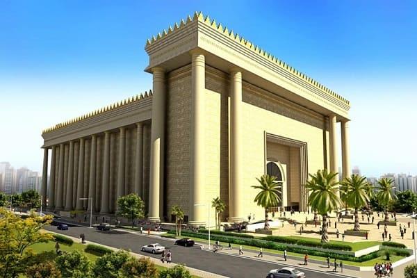 Deus não habita em templos feitos por mãos humanas? O que significa?