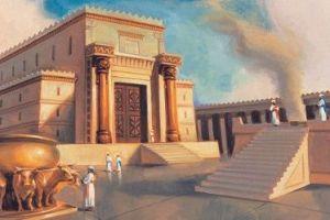 O que é o templo de Salomão, o templo de Zorobabel e o Templo de Herodes na Bíblia?