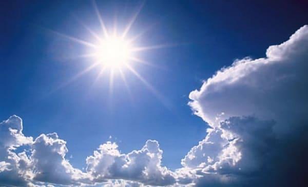 O sol e a lua pararam seu movimento normal no céu?