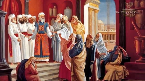 O que era o Sinédrio citado na Bíblia e qual era a sua função?
