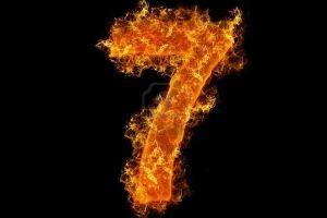 Qual o significado do número sete na Bíblia? Por que ele é tão usado?