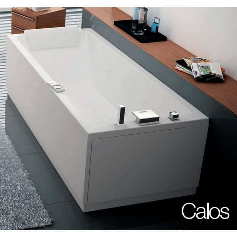 Baignoire Calos Standard Rectangulaire Acrylique 160x70