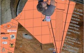 Master internacional de escalada Vertik Trip 2008 en Belgica