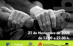III Abierto escalada boulder HD Maratón :Climbat en Barcelona