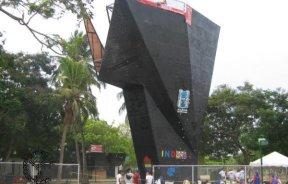 Rocodromo de escalada en Zulia - Venezuela