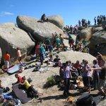 Encuentro de boulder Navalameca 2010