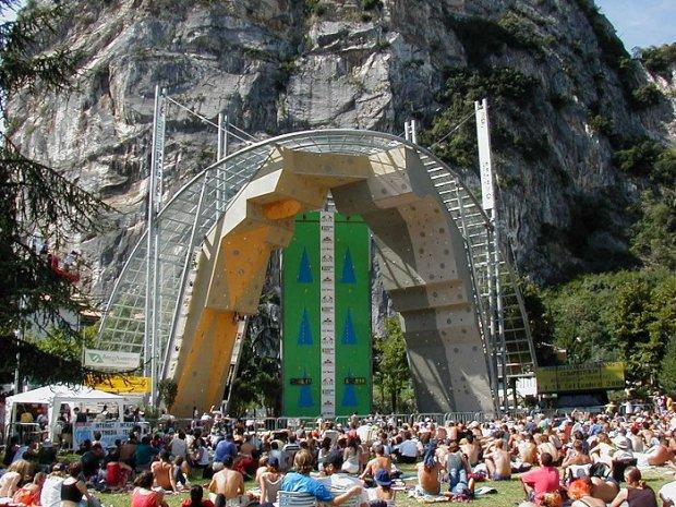 Rocodromo Arco Rock Master 2005