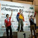 Campeonato del Mundo de Escalada Munich 2005
