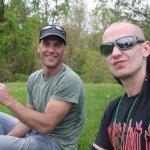 Jordi Salas y Jason Kehl en Earth Treks Roc Comp 2010