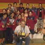 Venezuela Campeón en el All Round Campeonato Centro/Suramericano Juvenil de Escalada 2006 en Jalapa