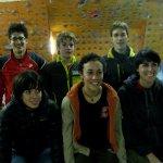 Ganadores del abierto de boulder SANHIBLOC Serie 1