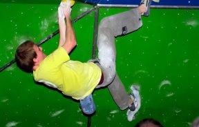 Alexjandro Knocheen el VI Encuentro Internacional de Escaladores de los Pirineos