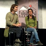 Entrevista final a Daila Ojeda y Chris Sharma - Foto Villan Alayon
