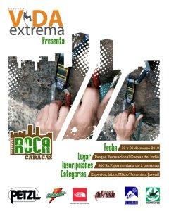 Primer Festival Roca Caracas