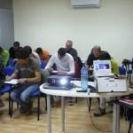 Curso de entrenamiento de escalada en Alzira 2011 por Eva López